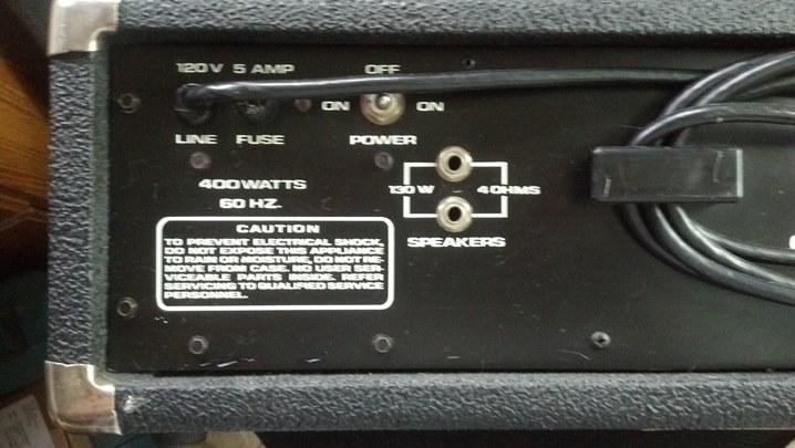 peavey xr500 powered mixer repair the unbroken string rh unbrokenstring com Peavey XR Powering Off peavey xr 500 review