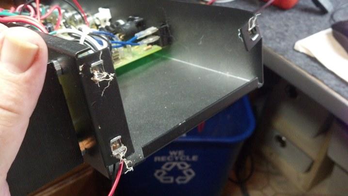 Ampeg BA115 Bass Combo Amp Repair | The Unbroken String